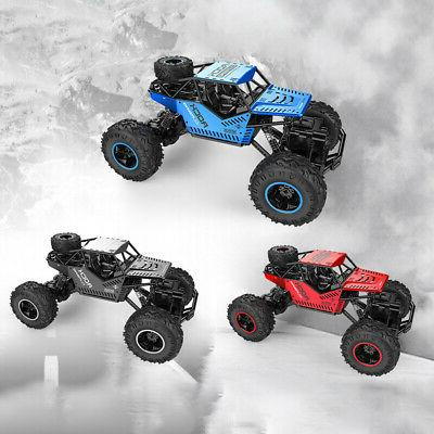 Truck Remote Control RC Car Off-Road 4WD 12mph 1:16 Gift