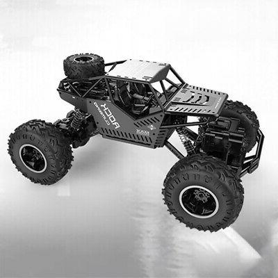 Truck Remote RC Car 4WD 12mph Scale Gift