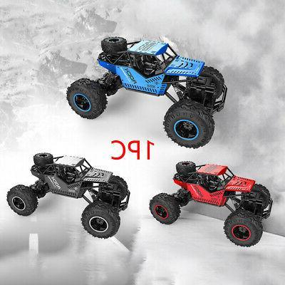 Truck Remote RC Off-Road 4WD 12mph Scale Gift