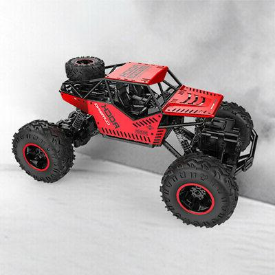 Truck Remote Vehicle RC Car Off-Road 4WD Gift