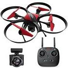 U49C Red Heron HD Drone, Great for Beginners, Altitude Hold,