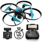 Force1 U49W Blue Heron Drone, Camera Live Video, Altitude Ho