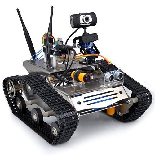 Longruner UNO Project Upgraded Smart Arduino Robot Car