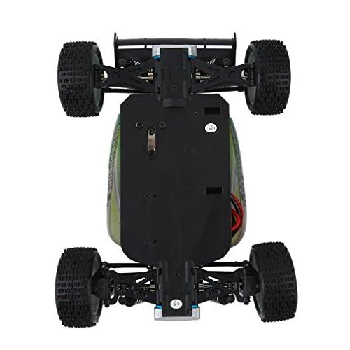 Blackpoolfa Upgrade High Speed 43.5mph Off Road 4WD 2.4G Remote Control &