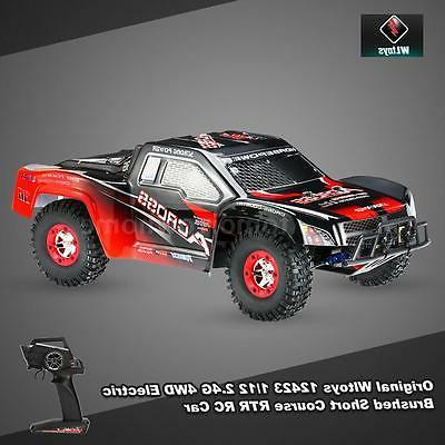 US 1/12 4WD Electric RC Cars