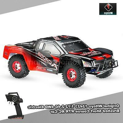US 1/12 4WD Brushed RC Cars