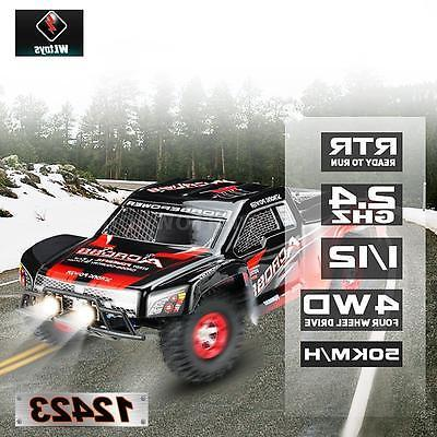 US 1/12 2.4G Brushed Short Course RTR RC Cars
