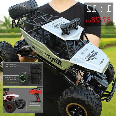 28/37CM 1/12 2.4Ghz RC Car 4WD Remote Control Vehicle Electr