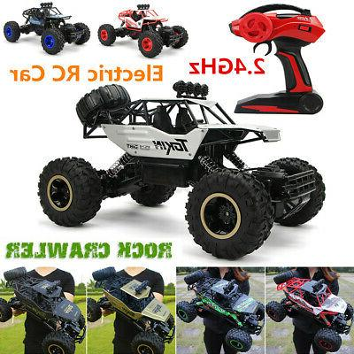 US Car 4WD Control Vehicle Toys