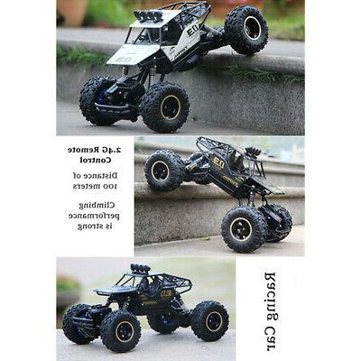 US Car 4WD Vehicle Monster Toys