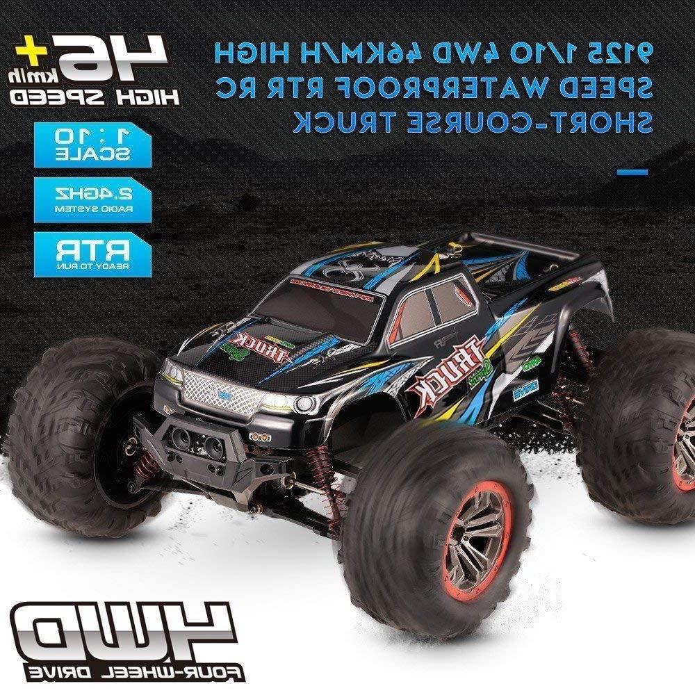 9125 Car 1:10 Scale 4WD 2.4Ghz Off-road Car US