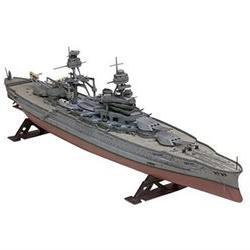 Uss Arizona Battleship 1/426 Scale Plastic Glue And Paint Mo