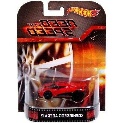 Hot Wheels Hot Wheels Entertainment Vehicle - Koenigsegg