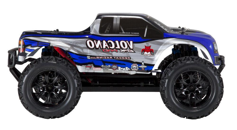 VOLCANO SCALE ELECTRIC BRUSHLESS RC MONSTER