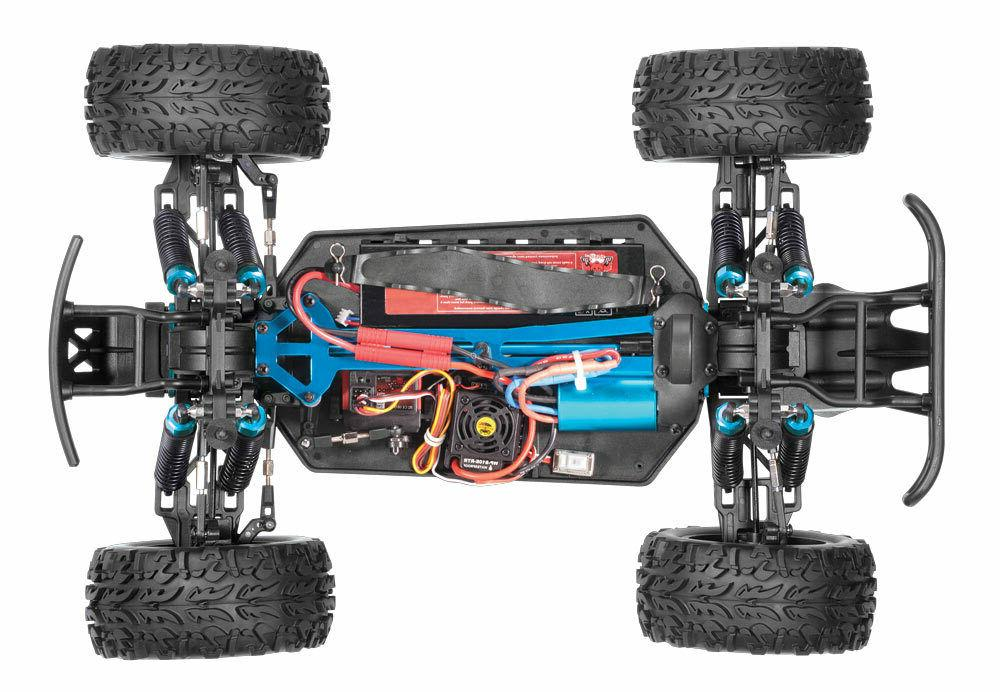 VOLCANO SCALE ELECTRIC MONSTER TRUCK
