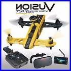 Rise Vusion 250 FPV Quadcopter RC Racing Drone RTF Ready To
