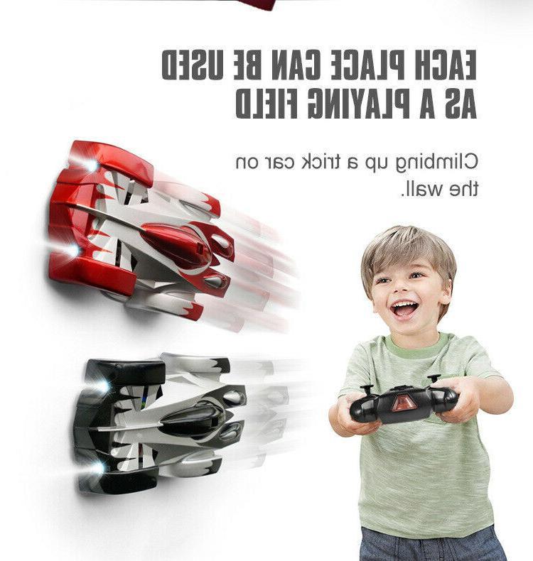 Wall Remote Control Car, RC for Kids Car
