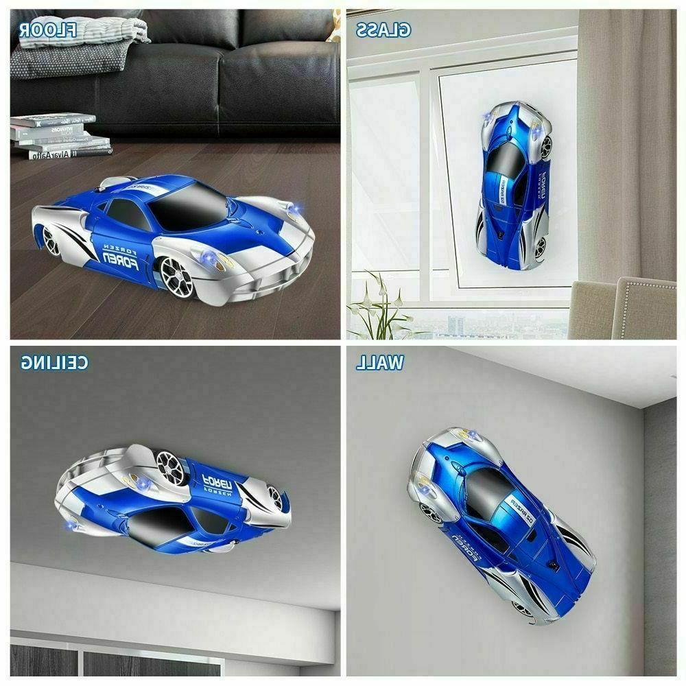 RC Stunt Racing Car Toys Gift