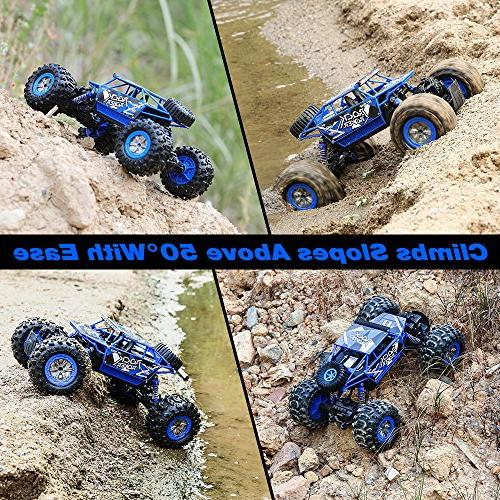 Distianert Truck Electric RC High Speed Monster Off-/On- All