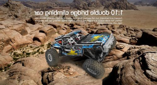 Wltoys 1/10 4WD Waterproof Racing RC