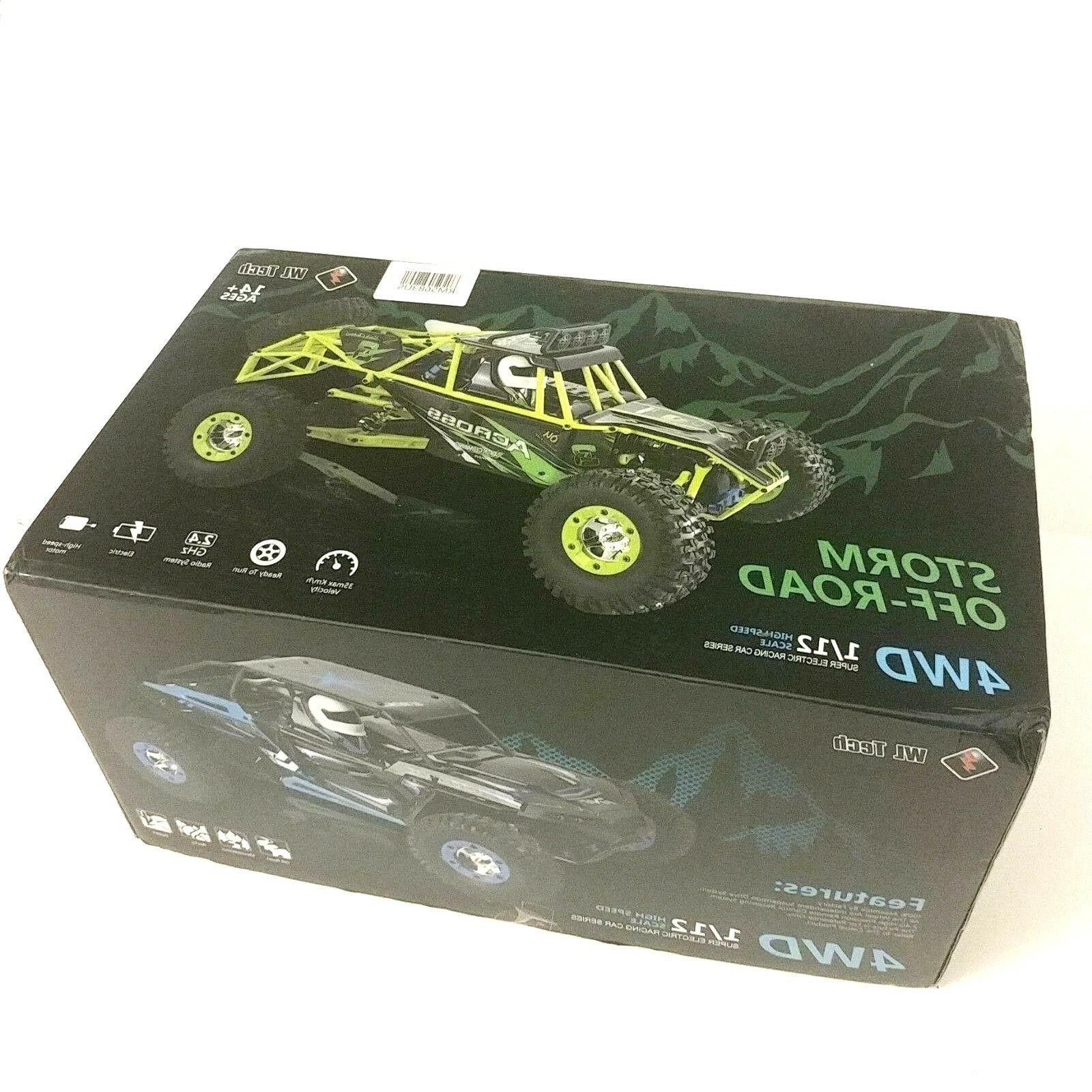 Wltoys 2.4G 4WD RTR FREE in EBAY!