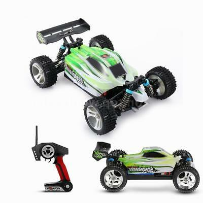 WLtoys 2.4G 1/18 4WD 70KM/h Electric Off-road Buggy US Stock