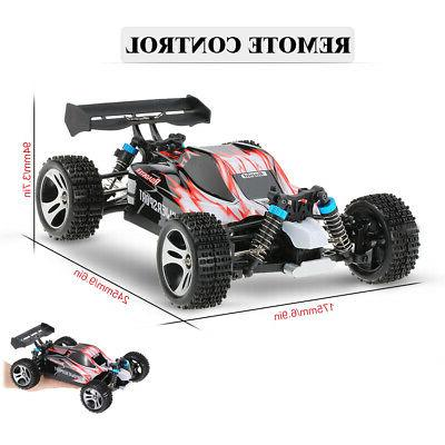Wltoys 1/18 4WD Electric RTR Off-Road Buggy Car