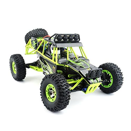 Monster Truck Rc Cars >> Gizmovine Wltoys Rc Cars 12428 Hobby Level High