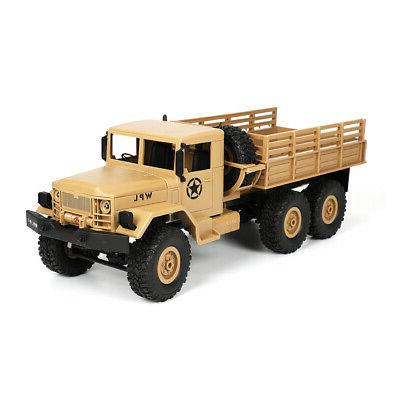 WPL B16 1/16 6WD Truck Off Road RC Car With RTR