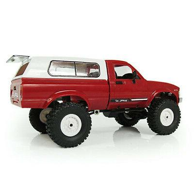 WPL 1/16 4WD 2.4G Truck Buggy Crawler Off Road Toy