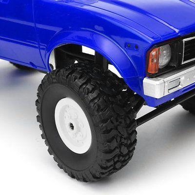 WPL Kit 4WD 2CH Truck Off Road RC Car