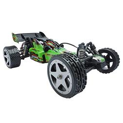 Wltoys L959 2.4G 1:12 Scale RC Cross Country Racing Car, Gre