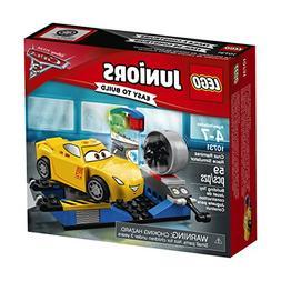LEGO Juniors Disney Pixar Cars 3 Cruz Ramirez Race Simulator