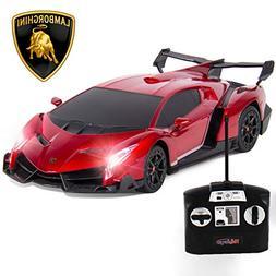 Haktoys Licensed Lamborghini Veneno Roadster 1:14 Scale Spor