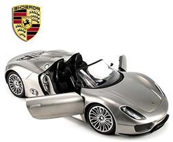 Licensed Porsche 918 Spyder Remote Control RC Car BIG 1:14 S