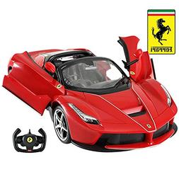 Licensed RC Car 1:14 Scale Ferrari LaFerrari Aperta with Dri