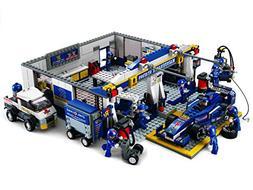 "Formula I, Car II - F1 ""Blue Lightning"" Maintenance Station"