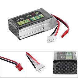 LION Power 11.1V 900mAh 25C LiPO battery