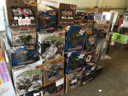 LOT OF RC CAR NEW Some work and some dont