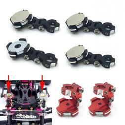 Magnetic Car Shell Invisible Body Post Mount for 1/10 SCX10