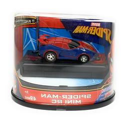 Marvel Spider-Man Mini RC Radio Control Car 7 Functions New