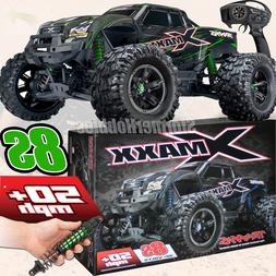Traxxas 77076-4 X-Maxx: Brushless RTR Electric Monster Truck