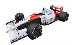 Fujimi Models McLaren MP4/6 - Brazil GP 1991 Model Kit