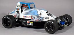 MERCER SPRINT for Slash, Clear RC car body, Short Course Tru