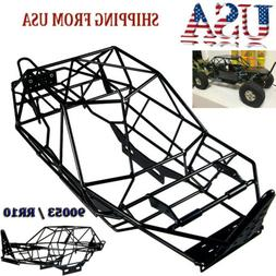 Metal Steel Roll Cage Frame Body Chassis For 1/10 RC Axial W