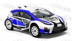 MicroX Racing 1/24 Scale Micro RC Rally Car Electric RTR Rea