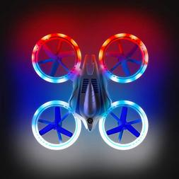 Mini Drones for Beginners – UFO 4000 LED Lighted Drone Rem