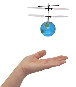 Mini Flyer - The World! Watch it hover, float and fly like m