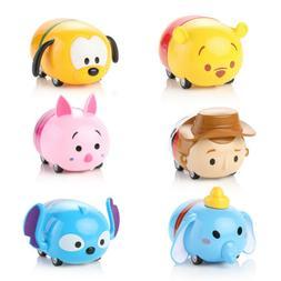 Mini Pull Back Car Little Pig Dog RC Car Vehicle Alloy Toy C