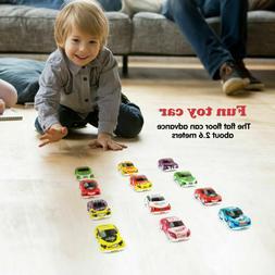 Mini Pull Back Car Speed Racing toy racer truck Let go Model